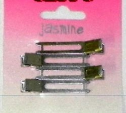 Picture of £0.99 JASMINE 4 CURL CLIPS (6)