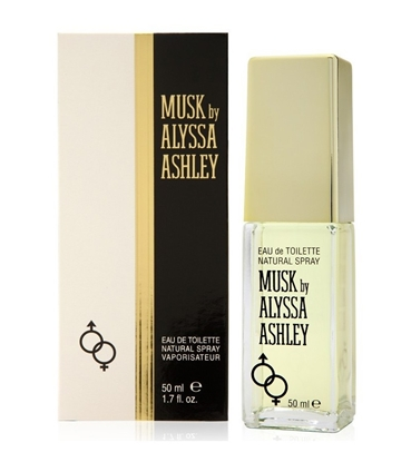 Picture of £13.95/12.75 MUSK EDT {ALYSSA ASHLEY} 50