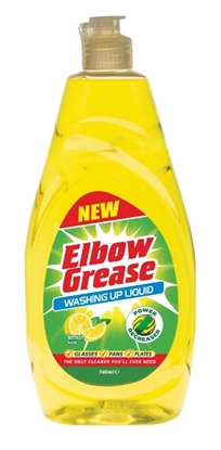 Picture of £1.00 ELBOW GREASE WASHING UP LIQUID -12