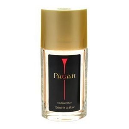 Picture of £7.95/4.95 PAGAN COLOGNE SPRAY 100ML