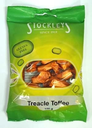 Picture of £1.00 TREACLE TOFFEE PACKET (12)