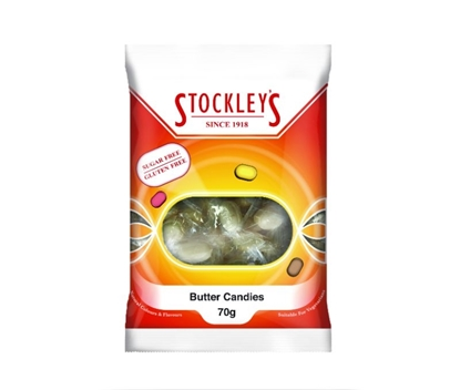 Picture of £1.00 BUTTER CANDY SUGAR FREE