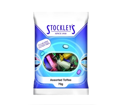Picture of £1.00 ASSORTED TOFFEES SUGAR FREE