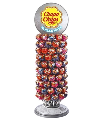 Picture of £0.29 CHUPA CHUPS SUGAR FREE WHEEL(120)