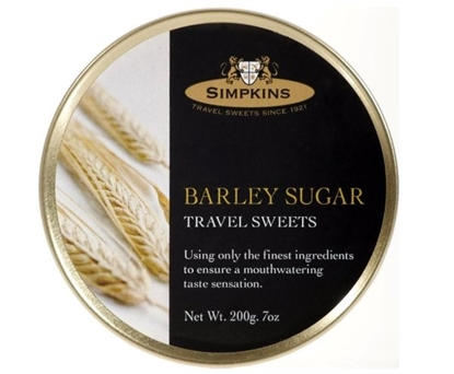 Picture of £1.69 TRAVEL SWEET 200g TIN BARLEY SUG(6