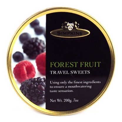 Picture of £1.69 TRAVEL SWEET 200g TIN FOREST FR(6)