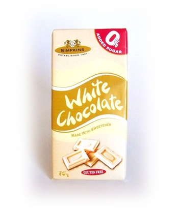 Picture of £1.99 SIMPK.N/A SUGAR WHITE CHOC