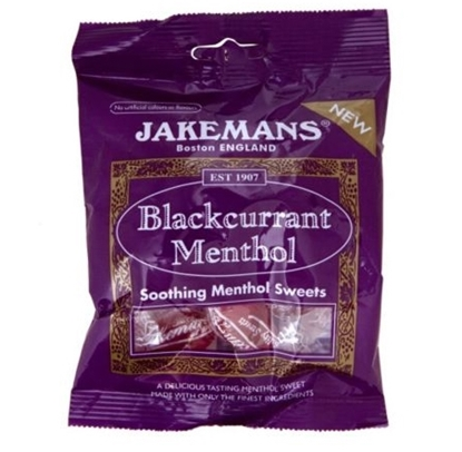 Picture of £0.95 JAKEMANS BLACKCURRANT (10)