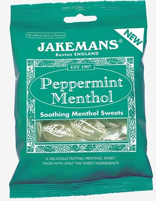 Picture of £0.95 JAKEMANS PEPPERMINT  (10)
