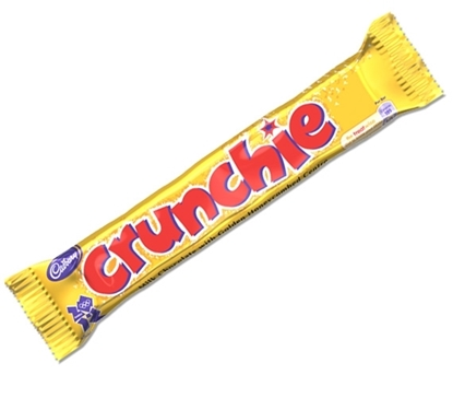 Picture of £0.60 CADBURYS CRUNCHIE BARS 40g (48)