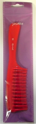 Picture of £0.99 JASMINE DETANGLE COMB BAGGED (6)
