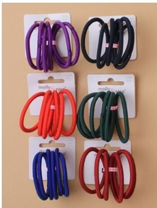 Picture of £1.00 MOLLY ROSE NO SNAG ELASTICS