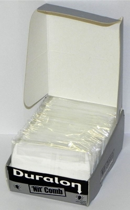 Picture of £0.39 DUST COMB BOXED WHITE