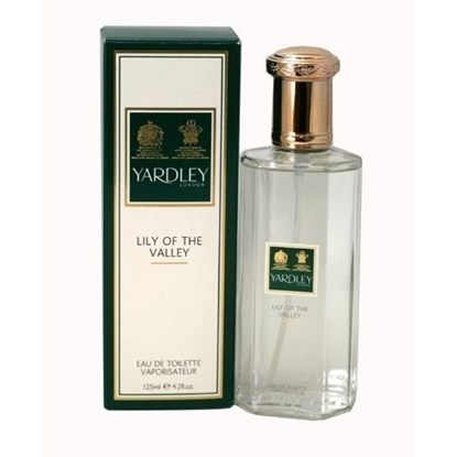 Picture of £14.49/11.50 LILY OF THE VALLEY EDT 125M