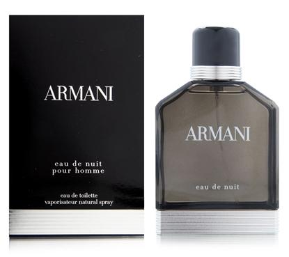 Picture of £79.00/27.00 ARMANI EAU DE NUIT POUR