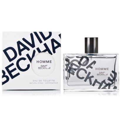 Picture of £20.00/8.75 BECKHAM HOMME EDT SPRAY 30ML