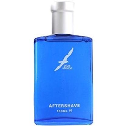 Picture of £7.70/4.95 BLUE STRATOS AFTER SHAVE 100M