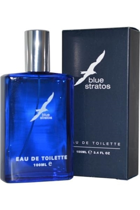 Picture of £8.50/4.95 BLUE STRATOS EDT 100ML