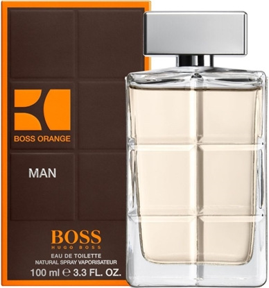 Picture of £60.00/49.00 BOSS ORANGE MAN EDT 100ML