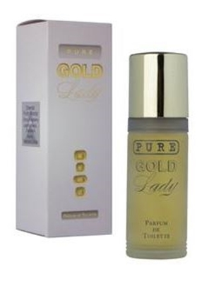 Picture of £3.69 PURE GOLD FRAGRANCE 55ml (12)