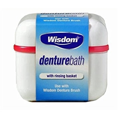 Picture of £1.79 WISDOM DENTURE BATHS (12)