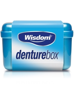 Picture of £1.00 WISDOM DENTURE BOXES 4 ASSD