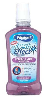 Picture of £1.49 WISDOM FR EFFECT 500ml M/WASH (6/8