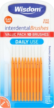 Picture of £1.00 WISDOM VALUE INTERDENTAL BR'S