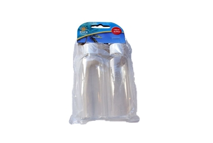 Picture of £1.29 TRAVEL BOTTLES 2 x 100ML (6) 16303