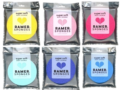 Picture of £4.99 RAMER LARGE SOFT BODY SPONGE (6)
