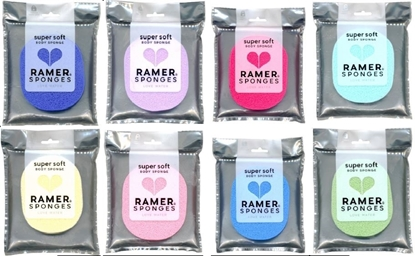 Picture of £2.99 RAMER SMALL SOFT BODY SPONGE (6)