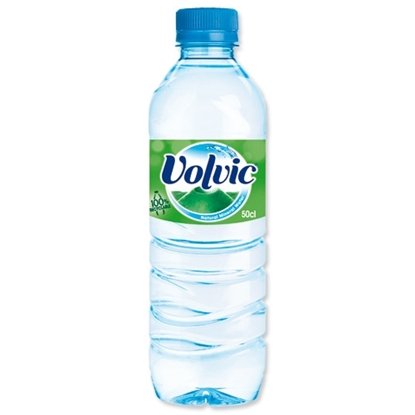 Picture of £0.50 VOLVIC 500ML WATER (24)