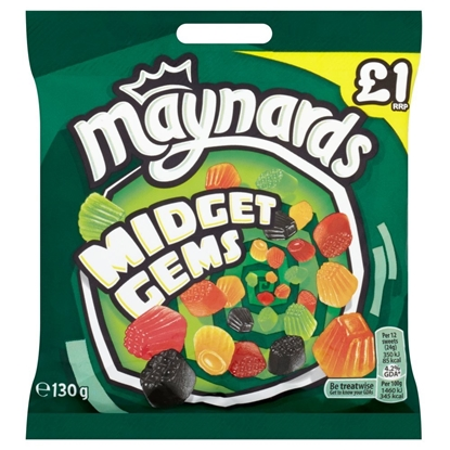 Picture of £1.00 MIDGET GEMS  (12)