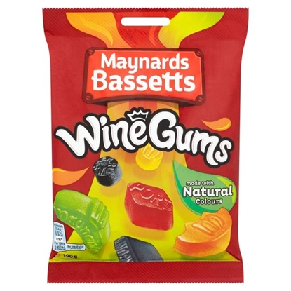 Picture of £1.00 WINE GUMS (12)
