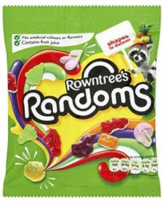 Picture of £1.00 ROWNTREES RANDOMS (10)