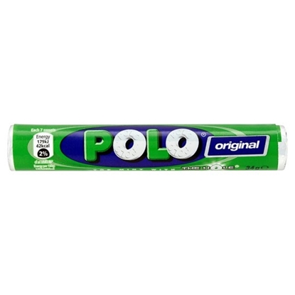 Picture of £0.60 POLO MINTS 34g (32)