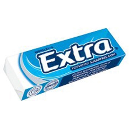 Picture of £0.49 WRIGLEYS PEP.MINT CHEWING GUM (30
