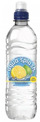 Picture of £0.60 LEMON LIME 500ml BOTTLE WATER(12