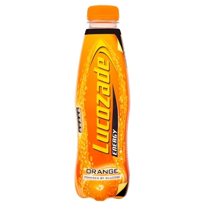 Picture of £0.95 LUCOZADE ORANGE 380ml (24)