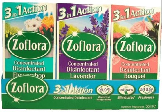 Picture of £0.89 ZOFLORA 56ml DISINFECTANT ASST 12