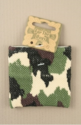 Picture of £0.49 CAMO. SWEAT BAND (12)