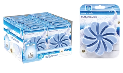 Picture of £1.00 WAX MELTS FLUFFY TOWELS SCENT (14)