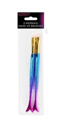 Picture of £1.49 MERMAID M/UP BRUSH X2 (12) FN8508