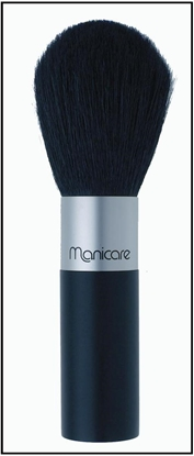 Picture of £5.49 MANICARE POWDER BRUSH-STUBBY (6)
