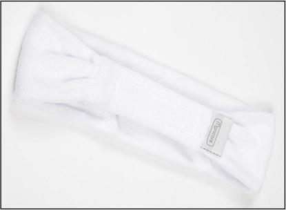 Picture of £3.99 MANICARE HEADBAND WHITE (6)