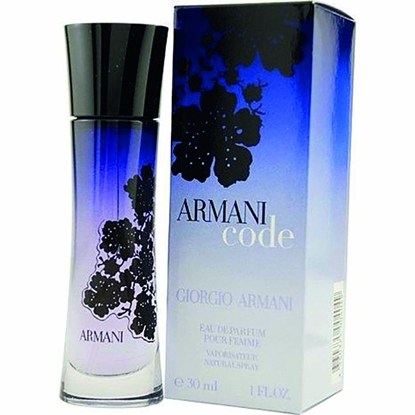 Picture of £54.00/49.00 ARMANI CODE FEMME EDP 30ML