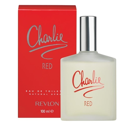 Picture of £14.95/4.95 CHARLIE RED EDT SPRAY 100ML