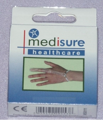 Picture of £1.49 MEDISURE PLASTIC T.STALLS X-LGE