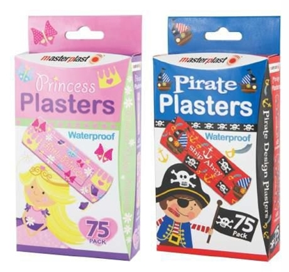 Picture of £1.49 KIDS PLASTERS 2 ASSTD