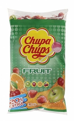 Picture of £0.20 CHUPA CHUPS REFILL PACK FRUIT(120